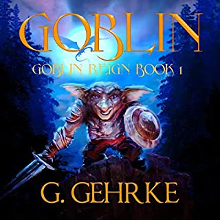 Goblin audiobook cover art