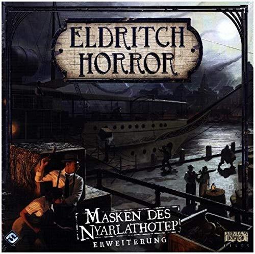 Fantasy Flight Games FFGD1030 Eldritch Horror Spielzeug, Bunt