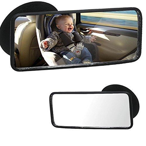 SPIEGEL CAR Achter ZETTING Baby Kinderveiligheid Kijken Mini Verstelbaar Afneembaar