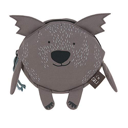 LÄSSIG Kinder Bauchtasche Gürteltasche ab 3 Jahre/Mini Bum Bag About Friends, Cali Wombat, 14 cm