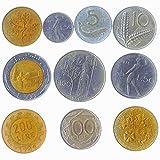 10 monedas coleccionables de América del Sur y del Norte, Europa, Asia, África y Oriente Medio Todos los conjuntos de monedas del mundo.