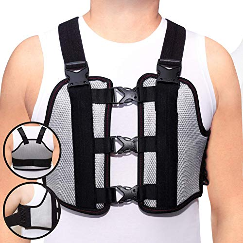 ORTONYX Sternum and Thorax Support Chest Brace / ACHB5255-XL