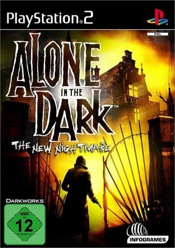 Alone in the Dark: The new Nightmare [Importación alemana] [Playstation 2]
