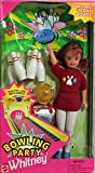 Barbie Bowling Party WHITNEY with Bowling Pins, Ball, Bag and More #22015 (1998)