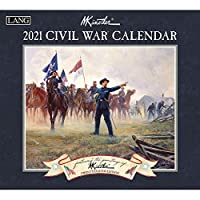 LANG Civil War 2021 壁掛けカレンダー (21991001901)