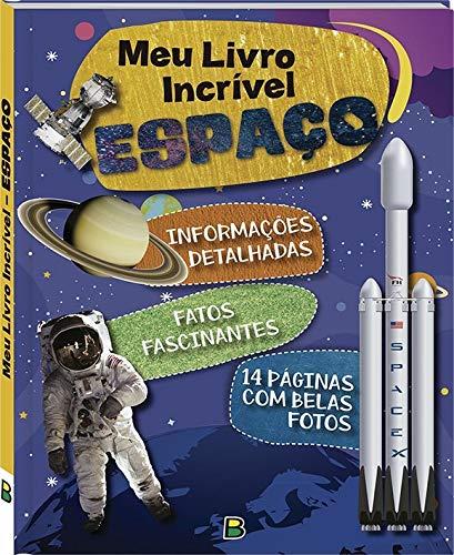 Meu Livro Incrível ... Espaço