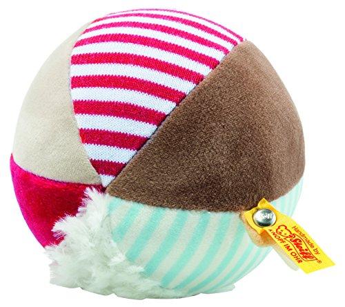 Steiff 241499 Seemann Rassel-Ball, mehrfarbig