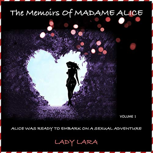 The Memoirs of Madame Alice audiobook cover art