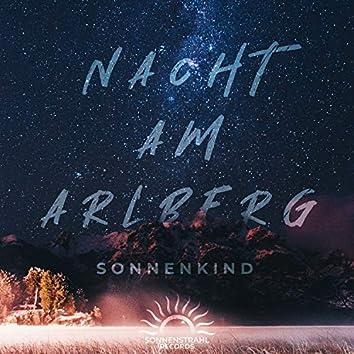 Nacht am Arlberg