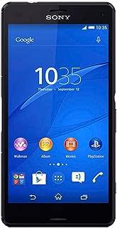 XPERIA Z3 COMPACT Sony 16GB PRETO Seminovo