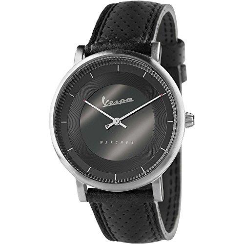 Vespa classy VA01CLS-SS01CP Herren Japanisches Quarzwerk Uhren