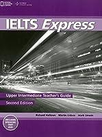 IELTS Express Upper Intermediate Teacher's Guide + DVD