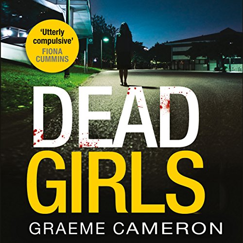 Dead Girls audiobook cover art