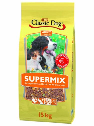 Classic Dog 40026 Supermix 15 kg
