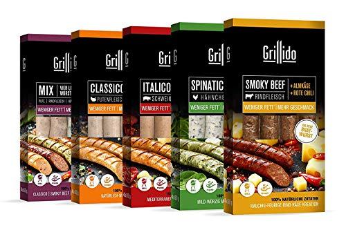 Grillido GmbH -  Grillido kleines