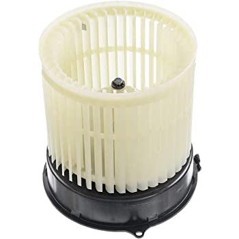 OCPTY A//C Heater Blower Motor ABS w//Fan Cage Air Conditioning HVAC Replacement fit for 2008-2015 Nissan Rogue//2014-2015 Nissan Rogue Select//2007-2012 Nissan Sentra