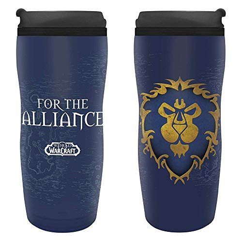 World of Warcraft - For the Alliance - Thermobecher | Blizzard Entertainment