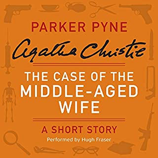 The Case of the Middle-Aged Wife cover art