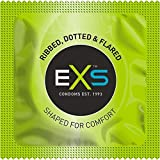Healthcare Preservativos Exs Ribbed, Dotted & Flared 100 Pack 100 G