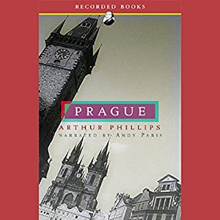 Prague  cover art
