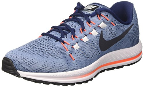 Nike Air Zoom Vomero 12 - Zapatillas de Entrenamiento Hombre, Azul (Work Blue/dark Obsidian/binary Blue), 40.5