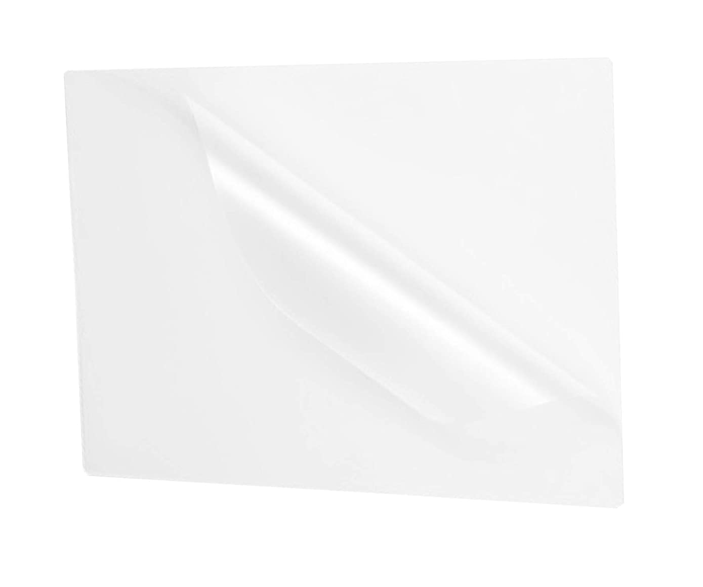 File Card Laminating Pouches 7 Mil 3.5 x 5.5 [box of 500] Clear Hot