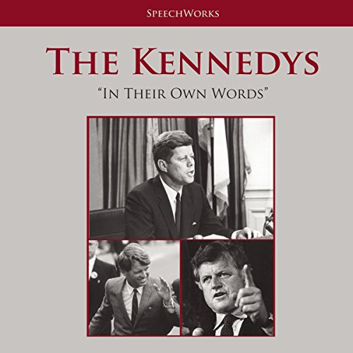 The Kennedys audiobook cover art