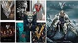 Vikings Complete Series DVD Seasons 1-6 (Season 6 is Vol. 1 ONLY)