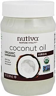 Nutiva Organic Virgin Coconut Oil (60 Ounce Jar)