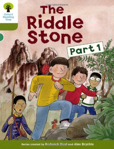 Oxford Reading Tree: Level 7: More Stories B: The Riddle Stone Part Oneの詳細を見る