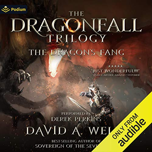 The Dragon's Fang cover art