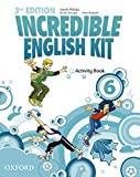 Incredible English Kit 6: Activity Book 3rd Edition (Incredible English Kit Third Edition) - 9780194443746