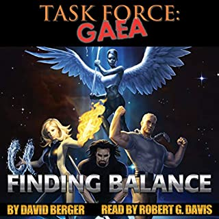 Finding Balance audiobook cover art