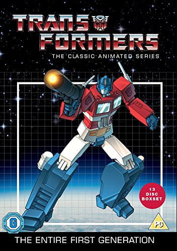 Transformers - Classic Animated Collection (13 discs) [DVD] [UK Import]