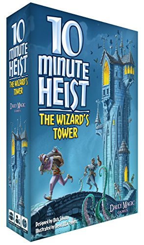 Daily Magic Games DMG 10MH 001 10 Minute Heist The Wizard