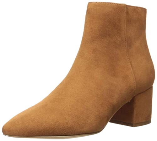 The Drop Women's Jenny Side Zip Block Heel Boot