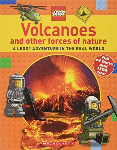 Compare Textbook Prices for Volcanoes and other Forces of Nature LEGO Nonfiction: A LEGO Adventure in the Real World  ISBN 9781338149135 by Arlon, Penelope