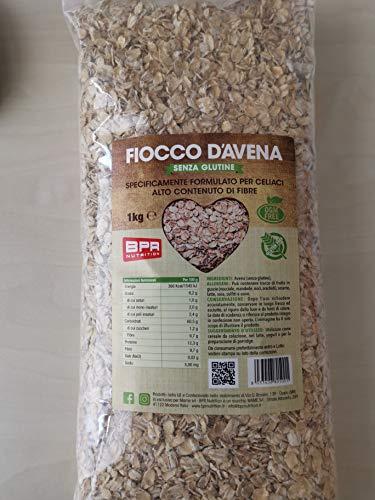 BPR nutrition Fiocchi d'Avena baby 1 KG senza glutine
