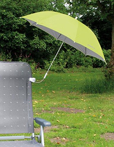 Eurotrail Stuhl-Sonnenschirm Farbe grün
