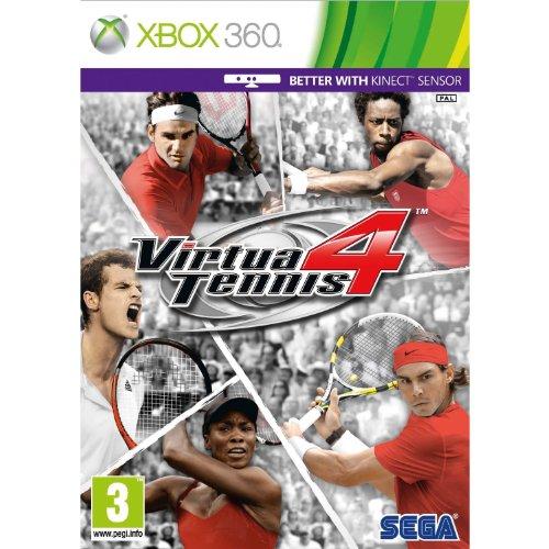 Virtua Tennis 4 (AT-PEGI)