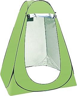 JQDZX Bärbart utomhus pop up integritet duschtält, camping toalett tält – vattentätt regntätt vindtätt skydd strandtält, f...
