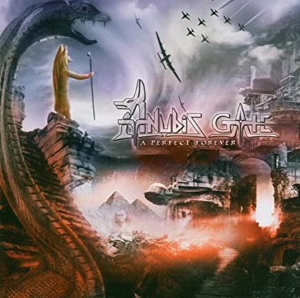 Perfect Forever by Anubis Gate (2005-10-11)