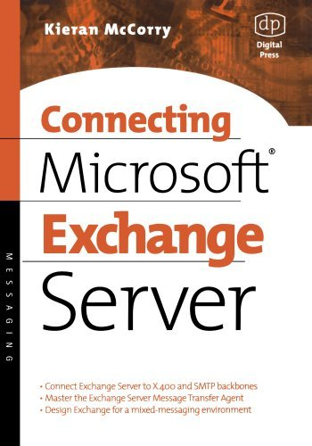 Connecting Microsoft Exchange Server (HP Technologies) (English Edition)