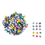 Totem World 300 Miniature Poke Ball Erasers for Kids - Pokemon Ball Inspired Designs Materials Won't Smudge or Tear Paper - Great for Homework Rewards, Party Favors, and Art Supplies