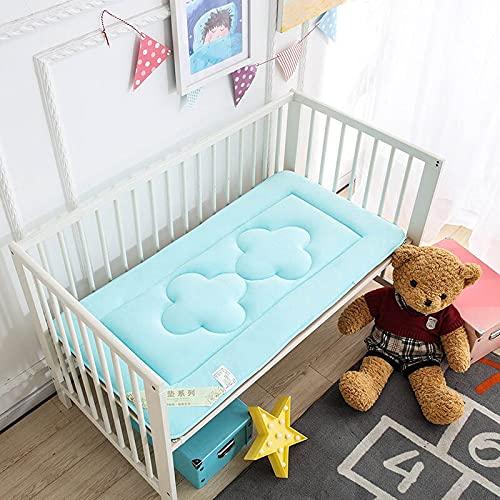 XKMY Colchón de cuna transpirable para bebés y niños pequeños, colchón, colchón, cuna recién nacida, cuna para bebé, cuna y cuna, alfombra de...