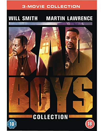 Bad Boys Triple Pack [DVD] [2020]
