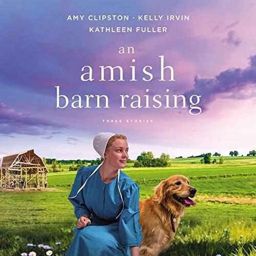 An Amish Barn Raising cover art