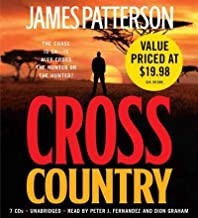 Alex Cross Series (13 thru 16 DOUBLE CROSS, CROSS COUNTRY, ALEX CROSS'S TRIAL and I, ALEX CROSS) (Alex Cross Series, 13 th...