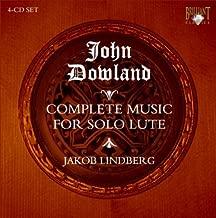 jakob lindberg dowland
