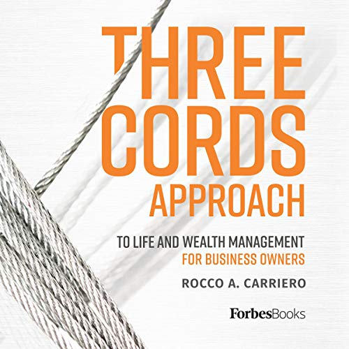 Three Cords Approach audiobook cover art